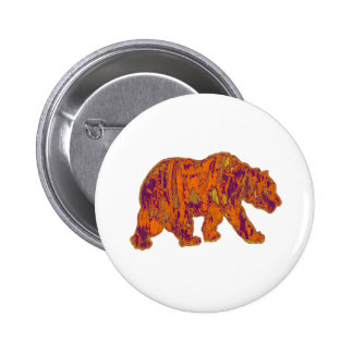 The Simple Bear Necessities 2 Inch Round Button