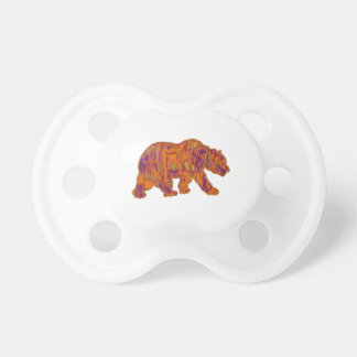 The Simple Bear Necessities Baby Pacifiers
