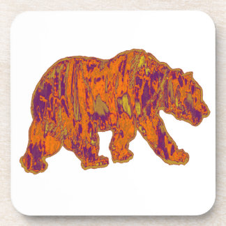 The Simple Bear Necessities Coaster