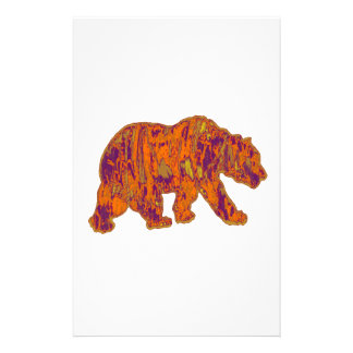The Simple Bear Necessities Stationery