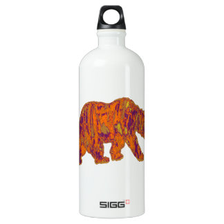 The Simple Bear Necessities Water Bottle