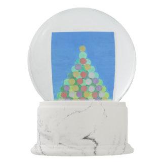 The Simple Christmas Tree Snowglobe Snow Globe