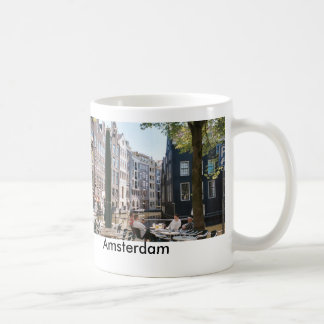 The Singel in Amsterdam Coffee Mug