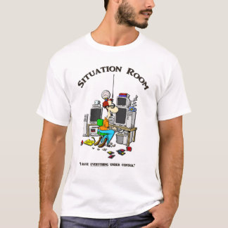 """The Situation Room"" T-Shirt"