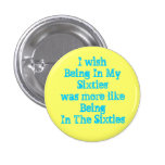 The Sixties Button