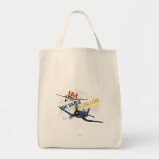 The Skies are Calling Tote Bag