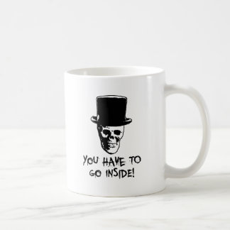The Skin Taker Coffee Mug
