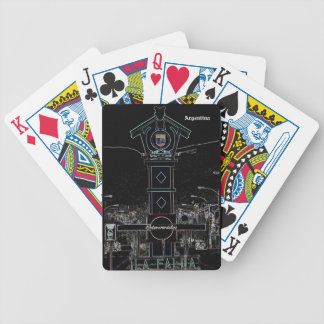 The Skirt (Dark design) Bicycle Playing Cards