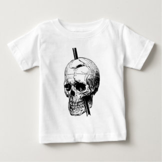 The Skull of Phineas Gage Baby T-Shirt