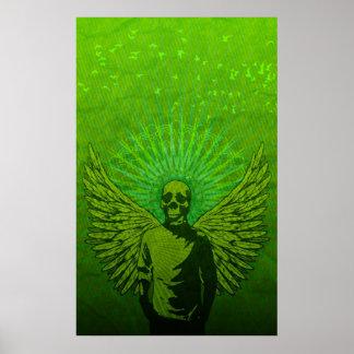The Skullman - Poster