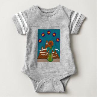 The Sky Walker Baby Bodysuit