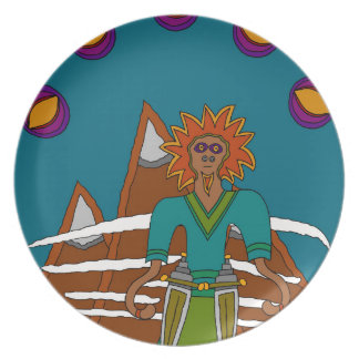 The Sky Walker Plate