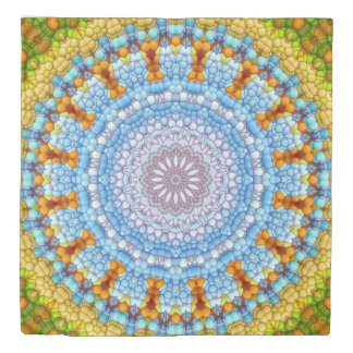 """The Sky Within"" mandala-duvet-cover Duvet Cover"