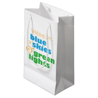The Skydivers Wish Small Gift Bag