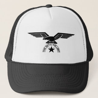 The Sky's The Limit Hat. Trucker Hat