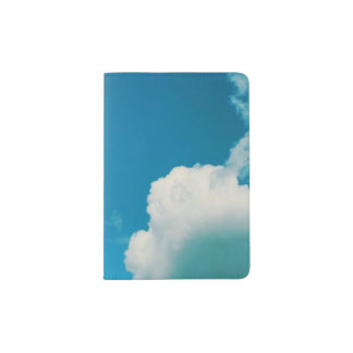The Sky's the Limit passport holder
