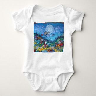 The Sleep Fairy Baby Bodysuit