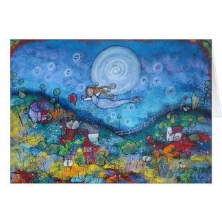 The Sleep Fairy Card