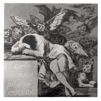 The Sleep of Reason Produces Monsters Tile