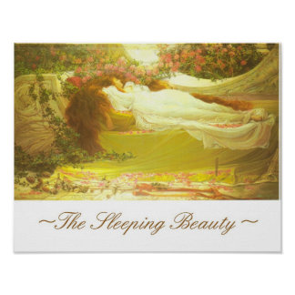 The Sleeping Beauty~ Poster