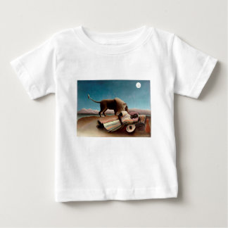 The Sleeping Gypsy Baby T-Shirt