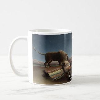 The Sleeping Gypsy Historical Mug