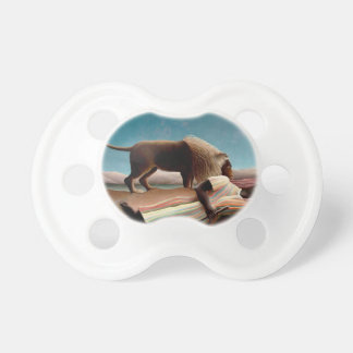 The Sleeping Gypsy Pacifier