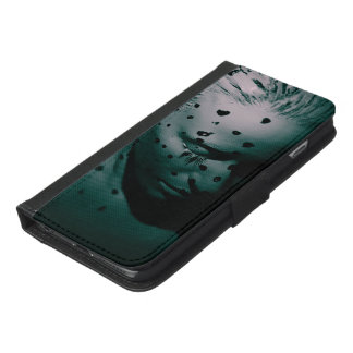 The Sleeping Lady of the Waves iPhone 6/6s Plus Wallet Case