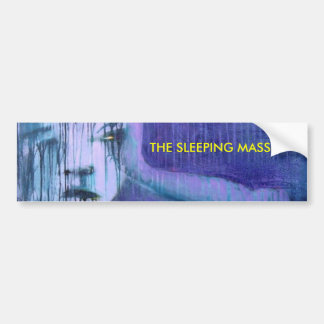 The Sleeping Masses Sticker ( Ver 2 )