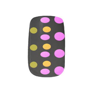 The Sleepy Velvet Collection Minx Nail Art