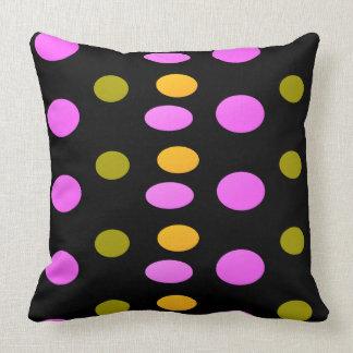 The Sleepy Velvet Collection Throw Pillow