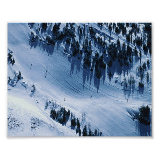 The Slopes - Poster