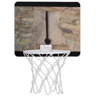 the slots of a castle Mini Basketball Hoop