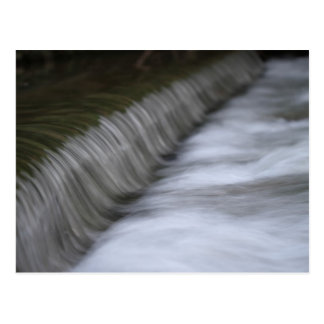 The small cascade postcard