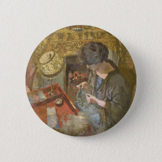 The Small Drawing Room 2 Inch Round Button