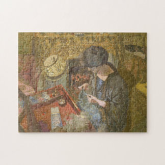 The Small Drawing Room Jigsaw Puzzle