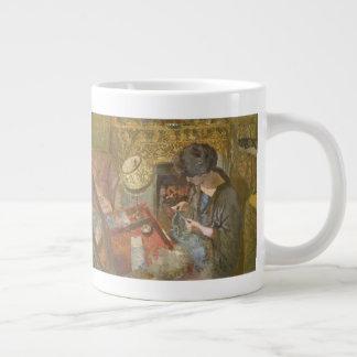 The Small Drawing Room Large Coffee Mug