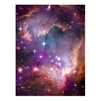 The Small Magellanic Cloud Postcard
