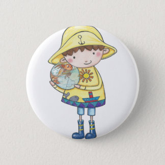 The small Ronan Breton one 2 Inch Round Button