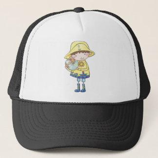 The small Ronan Breton one Trucker Hat