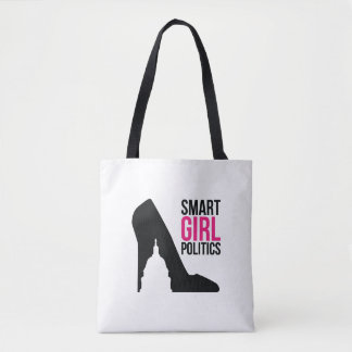 The Smart Girl Politics Tote (Medium)