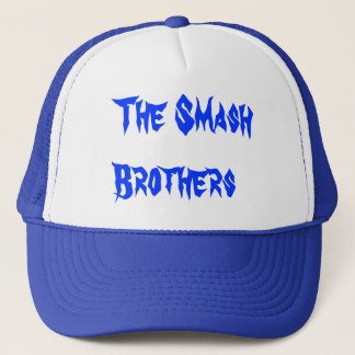 The Smash brothers Trucker snapback Trucker Hat