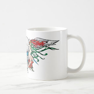 The Smile Classic White Coffee Mug