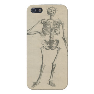 The Smiling Skeleton iPhone 5/5S Case