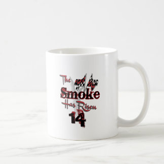 The Smoke Has Risen Coffee Mug