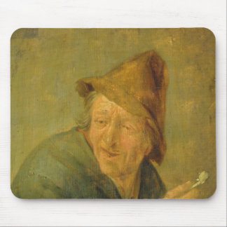 The Smoker, 1640 Mouse Pad