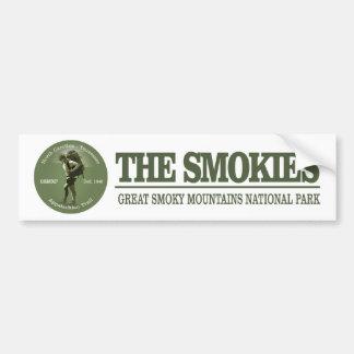 The Smokies Bumper Sticker