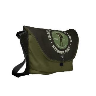 The Smokies Messenger Bags