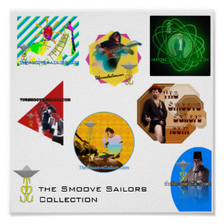 the smoove sailors collection 2009 poster
