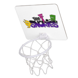 The Snories Mini Basketball Hoop